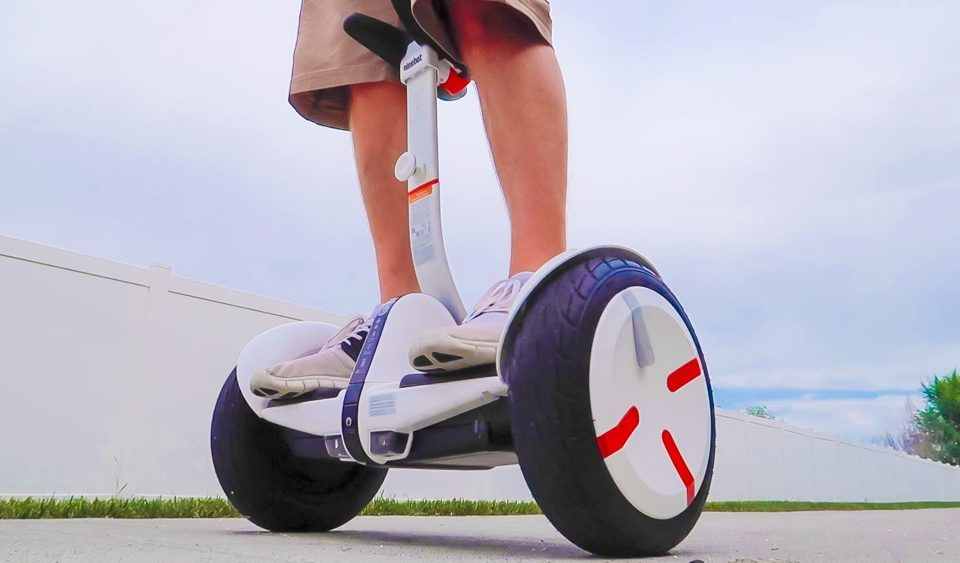 Hirebot segway hire